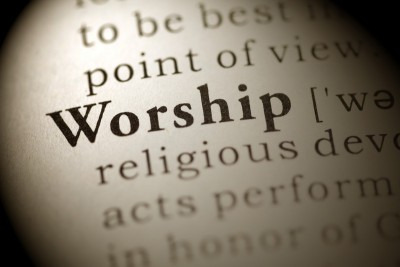 Definition of Worship